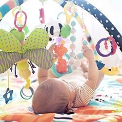 Babygym som present till babyshower