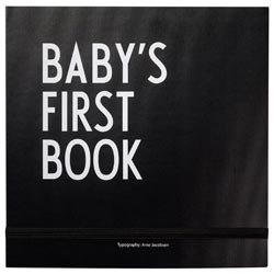 Babys first book
